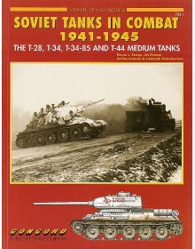 Soviet Tanks in Combat 1941-1945, Armor at War no 7011, Concord