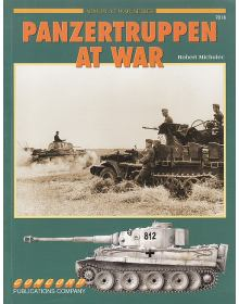 Panzertruppen at War, Armor at War no 7018, Concord