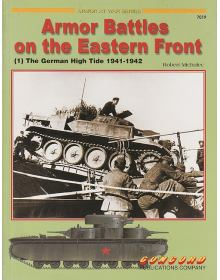 Armor Battles on the Eastern Front (1), Armor at War no 7019, Concord