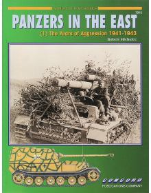 Panzers in the East (1), Armor at War no 7015, Concord