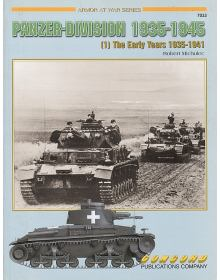 Panzer-Division 1935-1945 (1), Armor at War no 7033, Concord