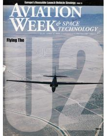 Aviation Week & Space Technology 1999 (April 12)