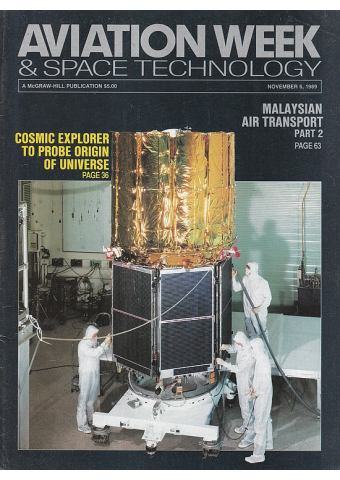 Aviation Week & Space Technology 1989 (November 06)