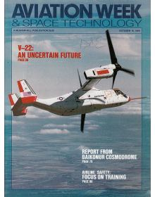 Aviation Week & Space Technology 1989 (October 16)
