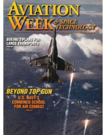 Aviation Week & Space Technology 1999 (March 08)