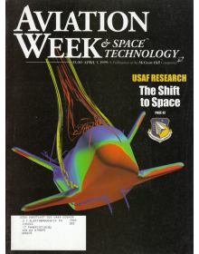 Aviation Week & Space Technology 1999 (April 05)