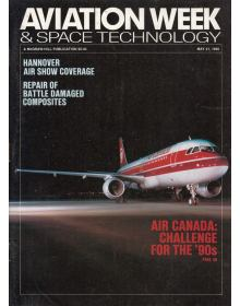 Aviation Week & Space Technology 1990 (May 21)