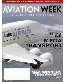 Aviation Week & Space Technology 2006 (October 02)