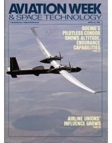 Aviation Week & Space Technology 1990 (April 23)
