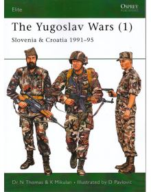 The Yugoslav Wars (1), Elite No 138, Osprey