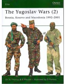 The Yugoslav Wars (2), Elite No 146, Osprey