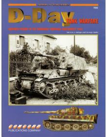 D-Day Tank Warfare, Armor at War no 7002, Concord