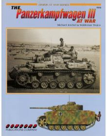 The Panzerkampfwagen III at War, Armor at War no 7010, Concord