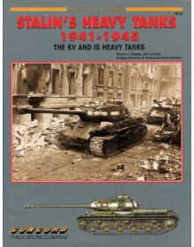 Stalin's Heavy Tanks 1941-1945, Armor at War 7012, Concord