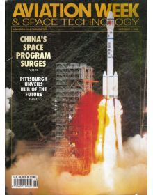 Aviation Week & Space Technology 1992 (October 05)