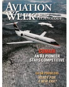 Aviation Week & Space Technology 1999 (March 15)