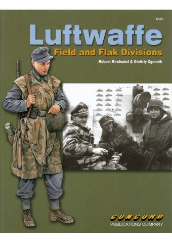 Luftwaffe Field and Flak Divisions, Warrior 6527, Concord