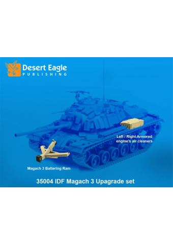 Magach 3 Upgrade Set