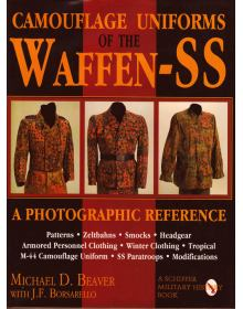 Camouflage Uniforms of the Waffen-SS, Schiffer