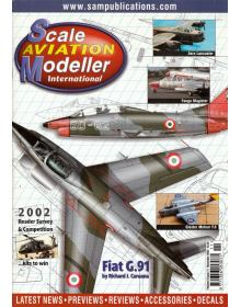 Scale Aviation Modeller International 2002/11 Vol. 08 Issue 11