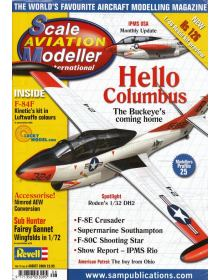 Scale Aviation Modeller International 2009/08 Vol. 15 Issue 08
