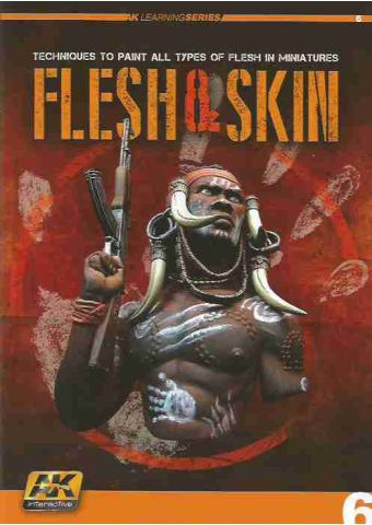 Flesh and Skin, AK Interactive
