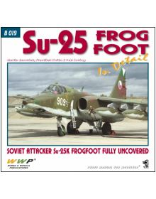 Su-25 Frogfoot, WWP