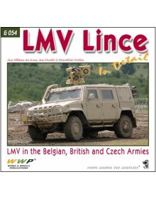 LMV Lince in detail, WWP