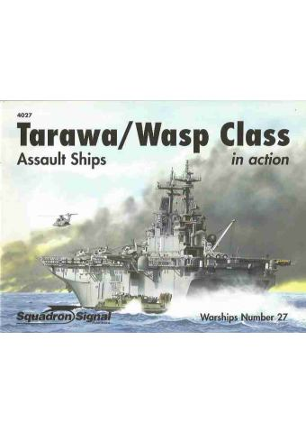 Tarawa/Wasp in Action