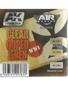 Clear Doped Linen, AK Interactive