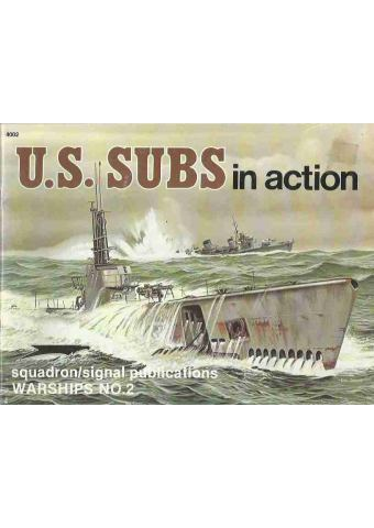 U.S. Subs in Action, Squadron/Signal
