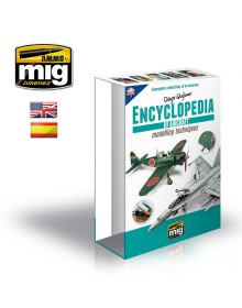 Case for Encyclopedia of Aircraft Modelling Techniques, Ammo of Mig Jimenez