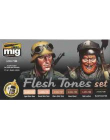 Flesh Tones Set, AMMO
