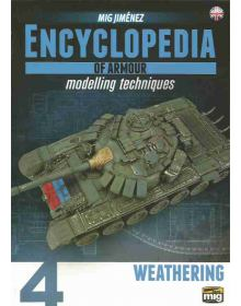 Encyclopedia of Armour Modelling Techniques Vol 4, AMMO