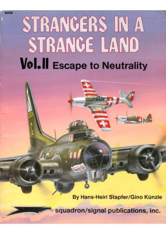 Strangers in a Strange Land Vol II, Squadron