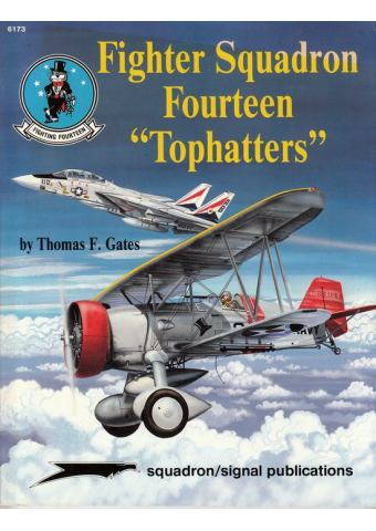 Fighter Squadron Fourteen ''Tophatters'', Squadron