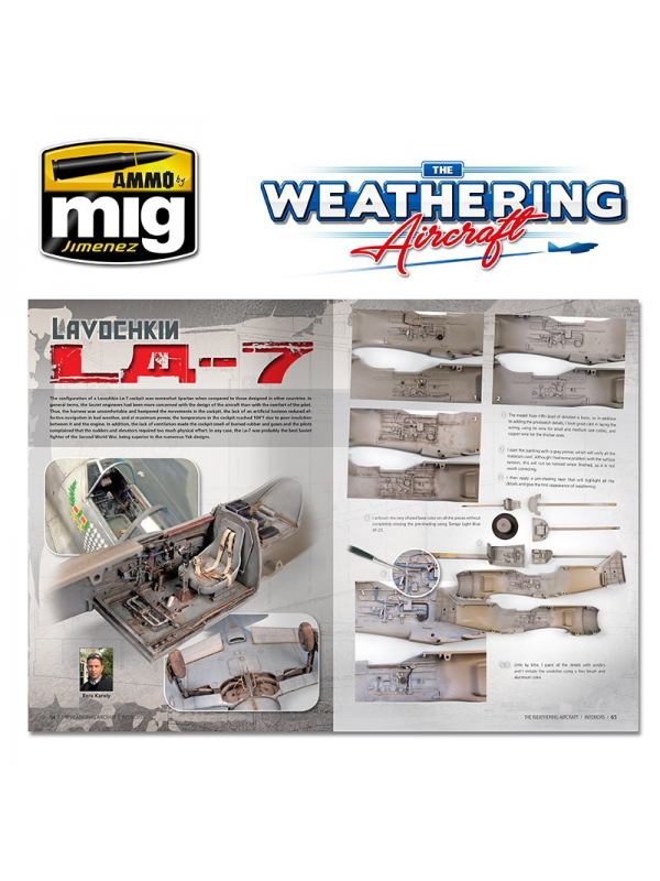 The Weathering Aircraft Magazine Issue 07: Interiors, AMMO