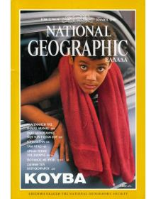 National Geographic Τόμος 02 Νο 06 (1999/06)