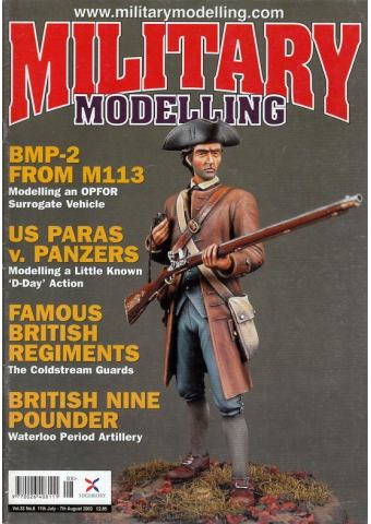 Military Modelling 2003/07-08 Vol 33 No 08