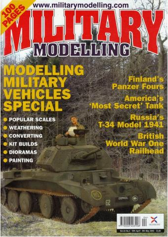 Military Modelling 2003/04-05 Vol 33 No 04