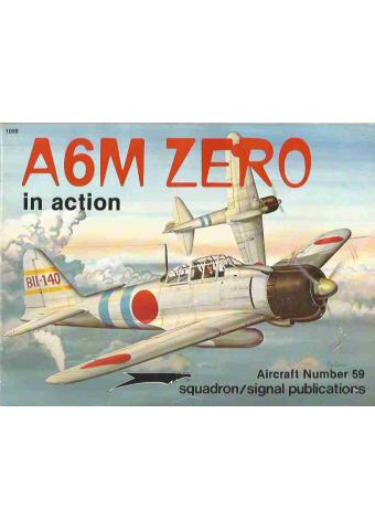 A6M Zero in Action, Squadron