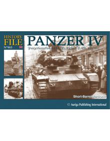 Panzer IV, History File No 003, Auriga Publishing