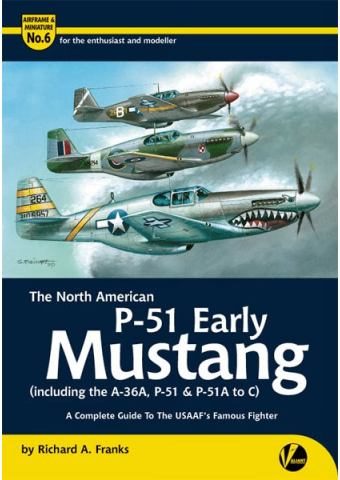 P-51 Early Mustang, Valiant Wings