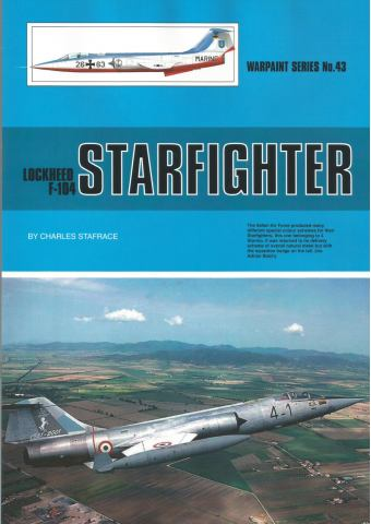 F-104 Starfighter, Warpaint 43