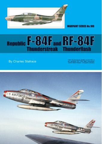 F-84F and RF-84F, Warpaint 100