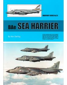 Sea Harrier, Warpaint 75