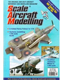 Scale Aircraft Modelling 2004/03 Vol 26 No 01