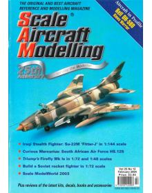 Scale Aircraft Modelling 2004/02 Vol 25 No 12