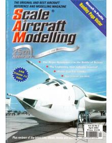 Scale Aircraft Modelling 2003/04 Vol 25 No 02