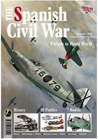 The Spanish Civil War, Valiant Wings